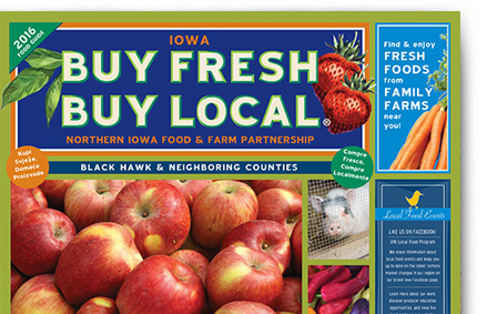 2013 Buy Fresh Buy Local Food Guide