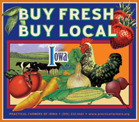Buy Fresh Buy Local poster