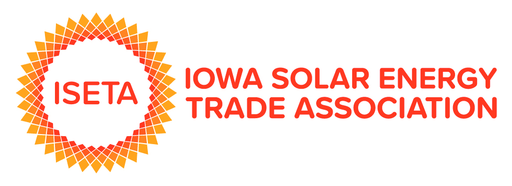 Iowa Solar Energy Trade Association logo
