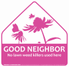 Good Neighbor nature sign