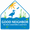 Good Neighbor waters sign