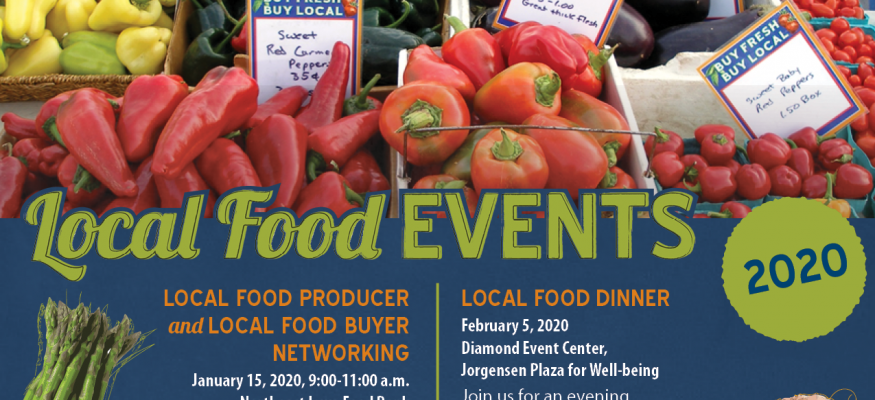 2020 Local Food Events