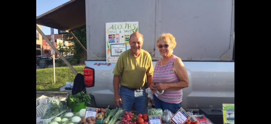 Ken and Carolyn Adolphs